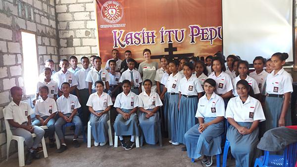 West Timor heeft mijn hart gestolen…